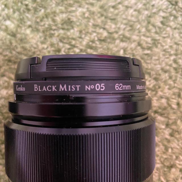 富士フイルム(フジフイルム)の【美品】FUJIFILMXF56mm F1.2 R スマホ/家電/カメラのカメラ(レンズ(単焦点))の商品写真