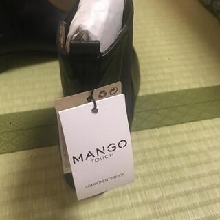 MANGO - MNG マンゴ スペイン 大活躍ショートブーツ 未使用