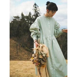 ヤエカ(YAECA)のharenoti. pin tuck shirts one piece(ロングワンピース/マキシワンピース)
