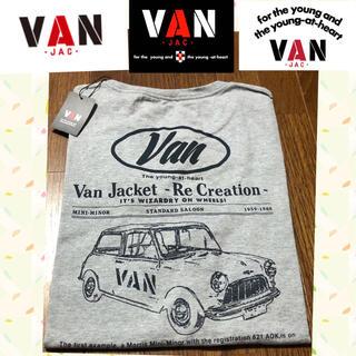 VAN Jacket - 新品、未使用 入手困難 VAN Tシャツ ミニクーパー