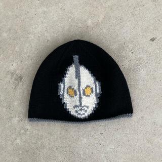 ヨウジヤマモト(Yohji Yamamoto)のyohji yamamoto 04aw archive knit cap(ニット帽/ビーニー)
