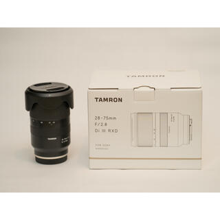 TAMRON - Tamron 28-75mm F2.8 Eマウント