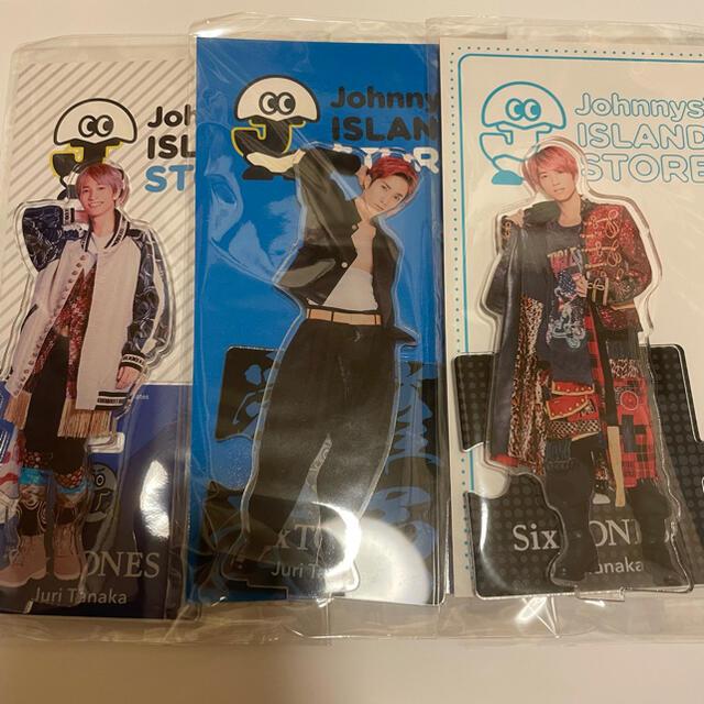 Johnny's(ジャニーズ)のSixTONES   田中樹 アクリルスタンド エンタメ/ホビーのタレントグッズ(アイドルグッズ)の商品写真