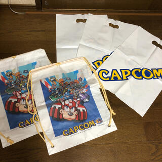 カプコン(CAPCOM)の未使用 カプコングッズ(家庭用ゲームソフト)