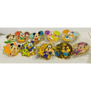 Disney - ディズニー ピンバッジ ピンバッチ ディズニーシーアブーズバザール 周年