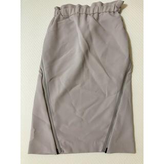 ユナイテッドアローズ(UNITED ARROWS)のd-vec ダブルジップスカート(ひざ丈スカート)