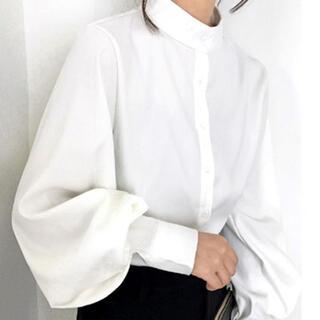 ケービーエフ(KBF)のLa-gemme ハイネックシャツ(シャツ/ブラウス(長袖/七分))