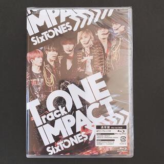 Johnny's - SixTONES TrackONE IMPACT ブルーレイ Blu-ray