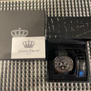 Justin Davis - 限定◆JUSTIN DAVIS×清春◆コラボウォッチ◆腕時計◆209,000円◆
