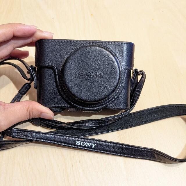 SONY(ソニー)のゆきんこさん専用 SONY Cyber−Shot RX DSC-RX100M5 スマホ/家電/カメラのカメラ(コンパクトデジタルカメラ)の商品写真