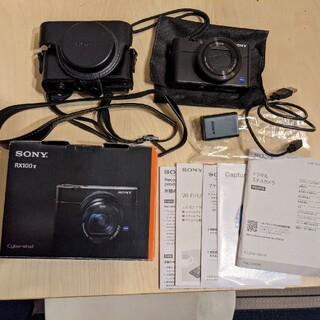 SONY - SONY Cyber−Shot RX DSC-RX100M5 オマケ 美品 完品