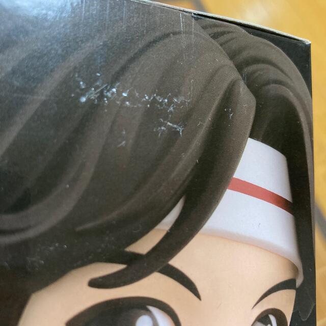 BANDAI(バンダイ)のBTS TinyTAN  Qposket フィギュア jin  Aカラー エンタメ/ホビーのタレントグッズ(アイドルグッズ)の商品写真