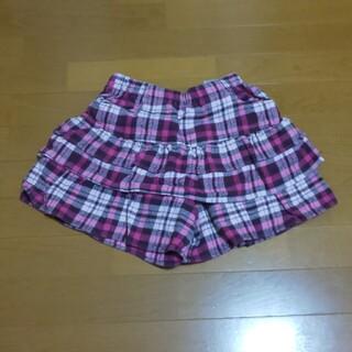 ベベ(BeBe)のBeBe  150size女児パンツ(フリル付き)(パンツ/スパッツ)