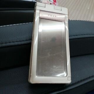 エヌティティドコモ(NTTdocomo)のDOCOMO ガラケー P905i(携帯電話本体)