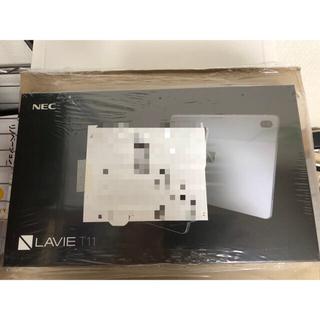 【新品未開封】NEC タブレット  PC-T1195BAS シルバー