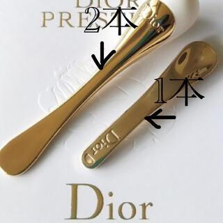 ディオール(Dior)のDIOR プレステージ マッサージスパチュラ 3点(その他)