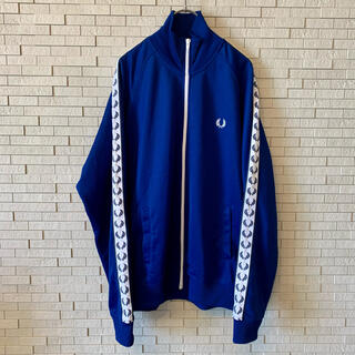 FRED PERRY - フレッドペリー ジャージ Taped Track Jacket J6231