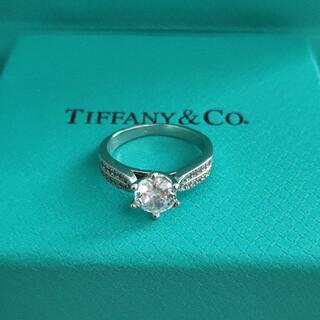 Tiffany & Co. - レディース美品 Tiffany&Co リング 指輪  ティファニー