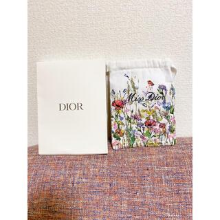 Christian Dior - ディオール ミスディオール 巾着ポーチ ノベルティ