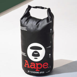 アベイシングエイプ(A BATHING APE)のsmart付録 Aape防水収納バッグ(バッグパック/リュック)