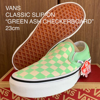 VANS - 新品 VANS Classic Slip On クラシック スリッポン チェック