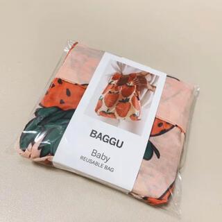 最終価格BAGGU バグー エコバッグ ストロベリー