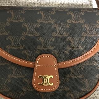celine - CELINE ショルダーバッグ