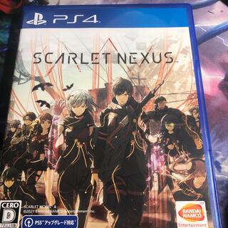 PlayStation4 - scarlet nexus
