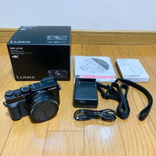 Panasonic - Panasonic LUMIX LX DMC-LX100-K
