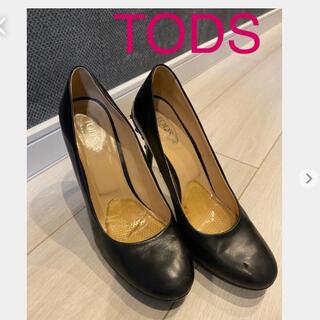 トッズ(TOD'S)のTODSパンプス(ハイヒール/パンプス)