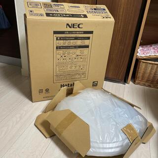 NEC - 【新品未使用】NEC LEDシーリングライト HLDZ08203 8畳用