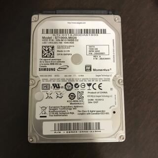 サムスン(SAMSUNG)のsamsung ハードディスク 1TB(PC周辺機器)