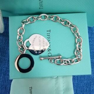 Tiffany & Co. - 美品❀ティファニー ブレスレットシルバー
