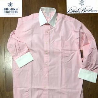 ブルックスブラザース(Brooks Brothers)の新品、未使用 ブルックスブラザーズ クレリックシャツ(シャツ)