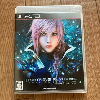 PlayStation3 - ライトニング リターンズ ファイナルファンタジーXIII PS3