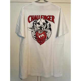 エフティーシー(FTC)のchallenger×FTC Tシャツ コラボ 野村周平着用 L(Tシャツ/カットソー(半袖/袖なし))
