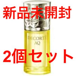 COSME DECORTE - 【新品未開封】コーセー コスメデコルテ AQ オイル インフュージョン 40ml