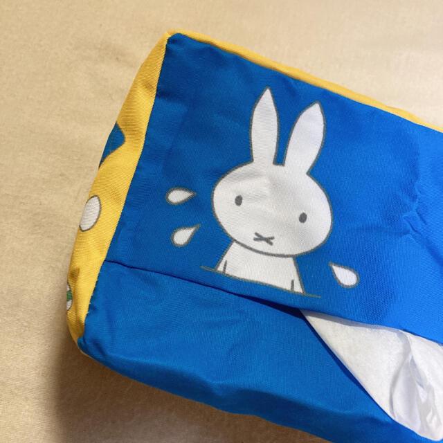 BANDAI(バンダイ)のミッフィー ガチャ ティッシュケース ❶ エンタメ/ホビーのおもちゃ/ぬいぐるみ(キャラクターグッズ)の商品写真