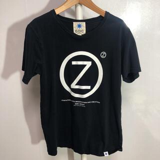 ジーディーシー(GDC)のGDC Tシャツ S-M 黒 品番38(Tシャツ/カットソー(半袖/袖なし))