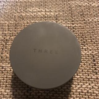 THREE - THREE スリーアルティメイトダイアフェネス ルースパウダー [グロー02]