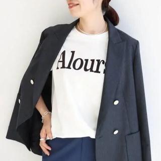 IENA - IENA イエナ  フロッキーロゴTシャツ 2021