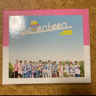 SEVENTEEN - SEVENTEEN love letter アルバム