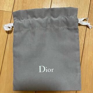 ディオール(Dior)のdior 巾着袋(ポーチ)