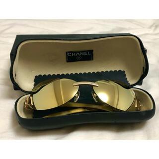 シャネル(CHANEL)のシャネル☆ゴールドのサングラス♪(サングラス/メガネ)