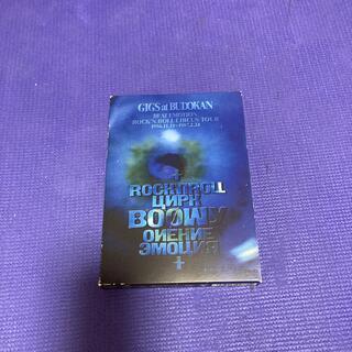 東芝 - BOOWY DVD GIGS at BUDOKAN