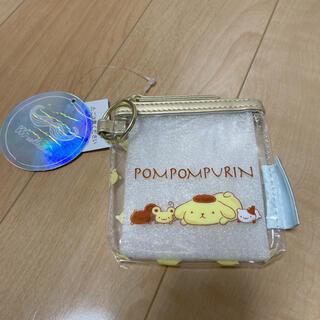 ポムポムプリン - ポムポムプリン クリアポーチ