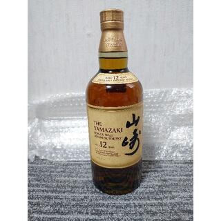 サントリー - 山崎12年 サントリー シングルモルトウイスキー