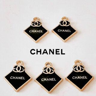 シャネル(CHANEL)のCHANELボタン チャーム ラスト‼️ SALE‼️(各種パーツ)