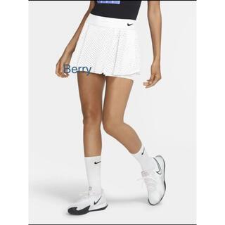 NIKE - ☆新品☆ Nikeナイキ テニスウェア スコート White  US-S