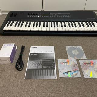 ヤマハ(ヤマハ)のYAMAHA KX61  付属品全てあり 61鍵盤 USB MIDIキーボード(MIDIコントローラー)